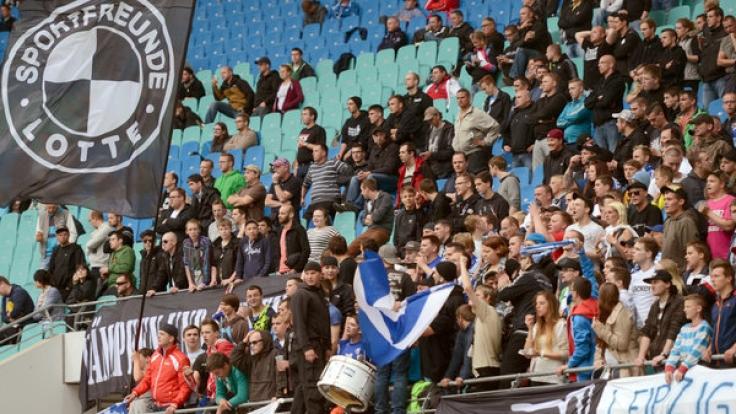 Heimspiel VfL Sportfreunde Lotte: Die aktuellen Spielergebnisse der 3. Liga bei news.de