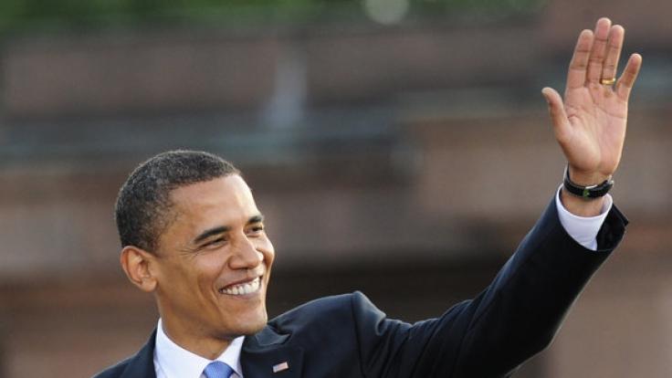 Barack Obama geht als erster schwarzer US-Präsident in die Geschichte der USA ein.
