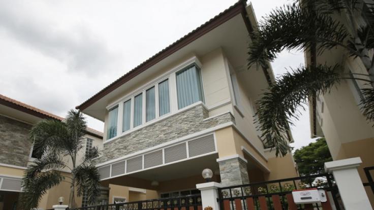 Eins der Anwesen in Bangkok des mutmaßlichen AlphaBay-Betreibers Alexandre Cazes.