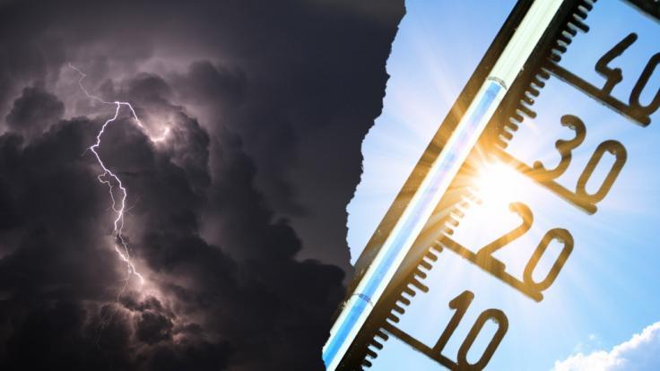 Unwetter oder Hitzewelle: Wie geht der Sommer 2021 weiter? (Foto)