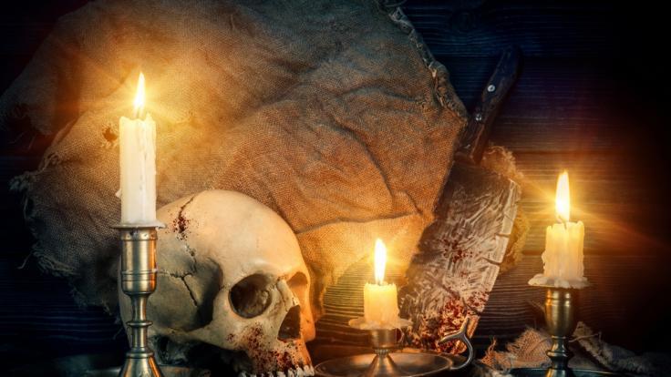 Das Mädchen musste sterben, weil das Paar seine Leber für ein okkultes Ritual brauchte. (Foto)