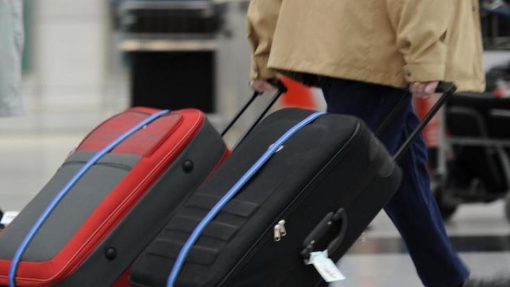 Die gute Nachricht: Über 95 Prozent aller Gepäckstücke sind innerhalb von fünf Tagen wieder da. (Foto)