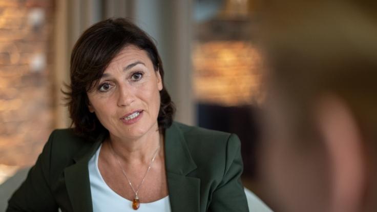 Sandra Maischberger gehört zu den profiliertesten TV-Journalistinnen Deutschlands. (Foto)
