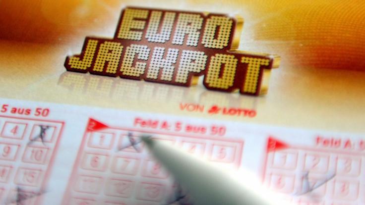 Aktuelle Zahlen Vom Eurojackpot