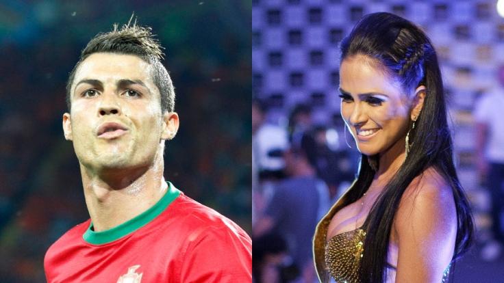 In ihrem neuen Buch packt Miss Bumbum aus: Auch den Sex mit Fußball-Superstar Cristiano Ronaldo lässt das Popo-Model dabei nicht aus. (Foto)
