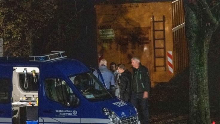 Nach dem Fund eines toten 16-jährigen Schülers ermittelt die Mordkommission. (Foto)