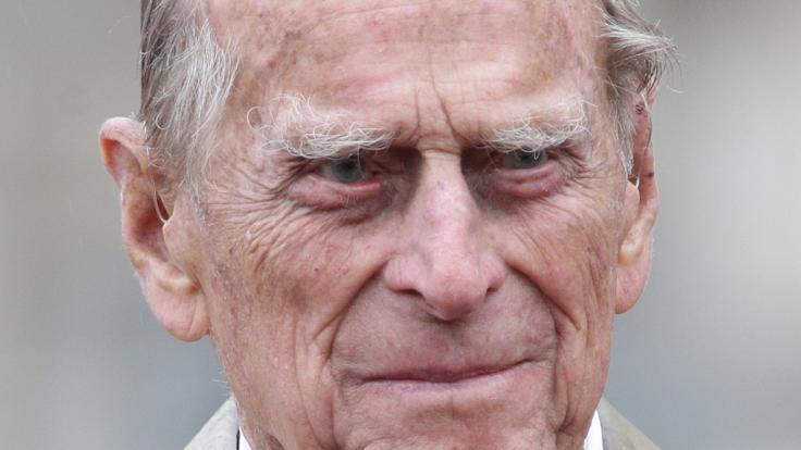 Wie krank ist Prinz Philip wirklich? (Foto)