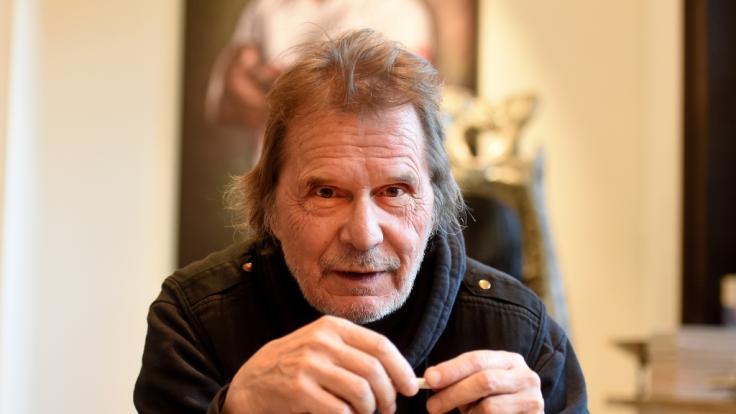 Uli Stein, deutscher Cartoonist und Fotograf, ist überraschend gestorben. (Foto)