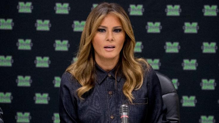 Bekam Melania Trump von der neuen First Lady Jill Biden mit dem Outfit beim G7-Gipfel einen Seitenhieb verpasst? (Foto)