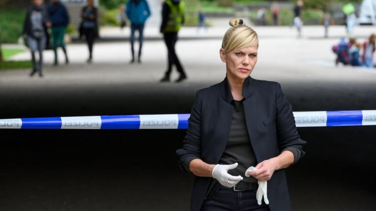 Helen Dorn bei ZDF (Foto)