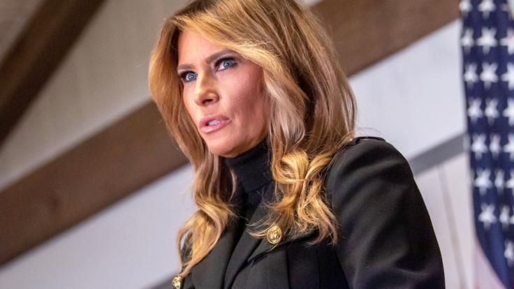 """Melania Trump hat es im Gegensatz zu ihrer Nachfolgerin Jill Biden nie auf das Cover der """"Vogue"""" geschafft. (Foto)"""