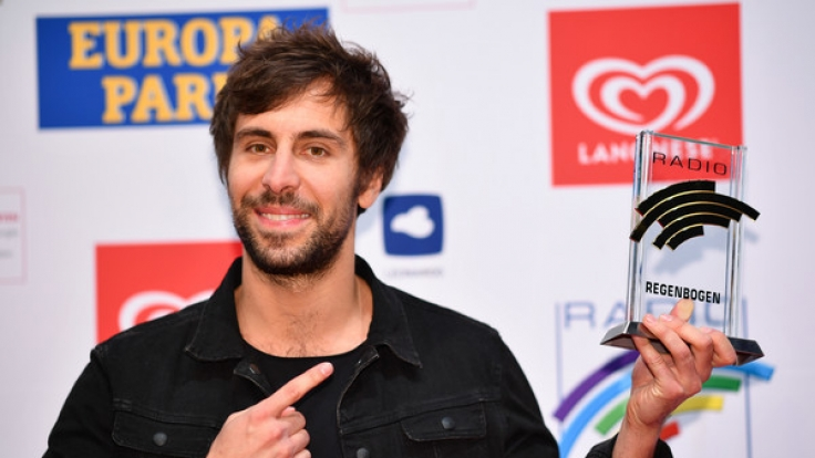 Max Giesinger gewinnt bei den Radio Regenbogen Awards.