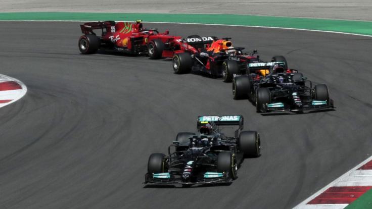 Alle Ergebnisse vom Großen Preis von Spanien in Barcelona. (Foto)