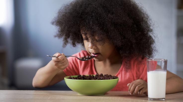 Nach dem Verzehr vergifteter Frühstücksflocken ist ein dreijähriges Mädchen im kanadischen Toronto qualvoll gestorben (Symbolbild). (Foto)