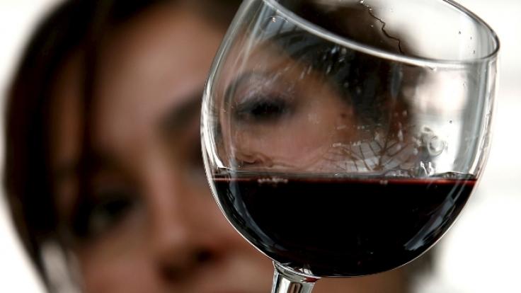 Wer Rotwein nicht verträgt, hat wahrscheinlich eine Histaminintoleranz. (Foto)