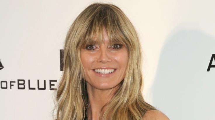 Heidi Klum kommt zu der Elton John AIDS Foundation Oscar Viewing Party 2019 in West Hollywood.