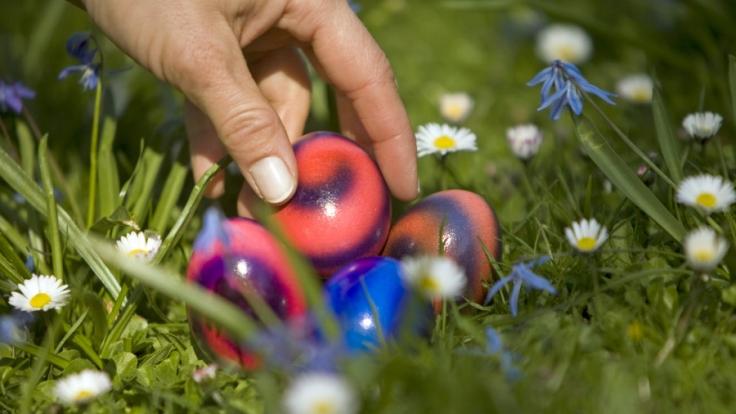 Das Wetter an Ostern verspricht sonnig und warm zu werden.