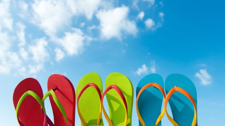 Ökotest testete im Juli Flip Flops Crocs und Co.