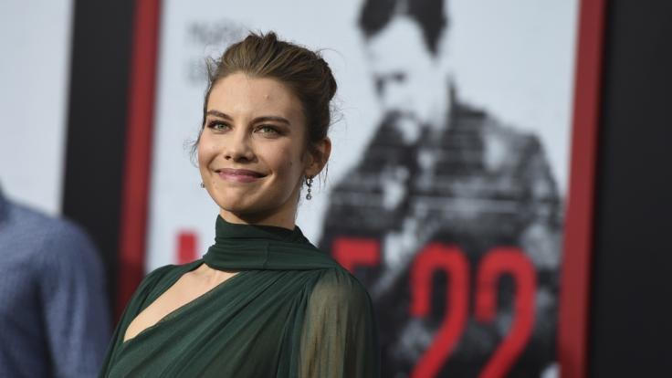 """Lauren Cohan zählt seit der dritten Staffel zum Hauptcast von """"The Walking Dead"""". (Foto)"""
