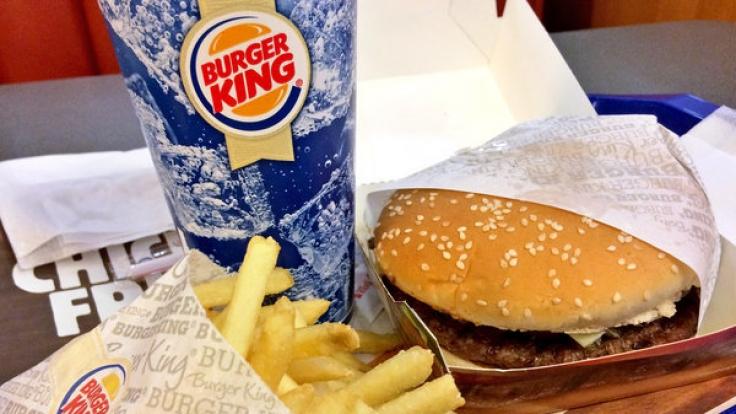 Burger King sorgt mit einer kuriosen Aktion für Schlagzeilen.