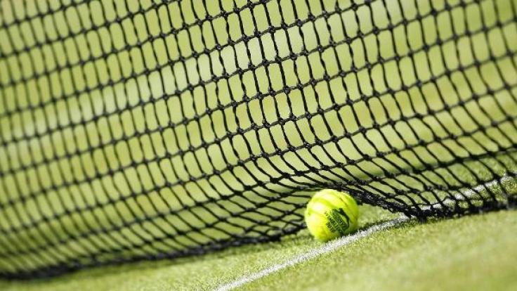 Am Montag, dem 03.07.2017, beginnt in Wimbledon das dritte Grand-Slam-Turnier der Tennis-Saison 2017. (Foto)