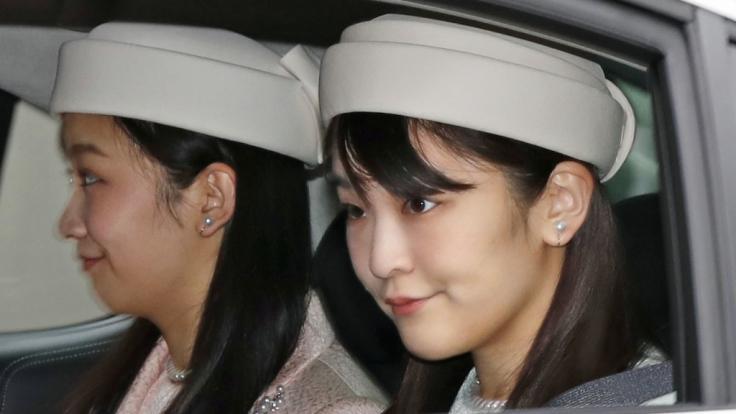 Um das japanische Kaiserhaus ranken sich allerlei Skandale und Tragödien - auch Prinzessin Mako (re.) spielt dabei eine Rolle. (Foto)