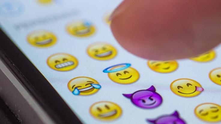 In WhatsApp geht es gar nicht mehr ohne: Emojis sind beliebter denn je. (Foto)