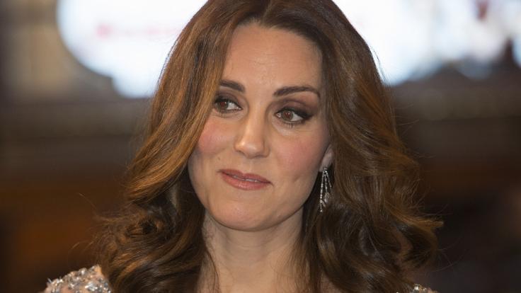 Kate Middleton hatte beim Royal Ascot das Nachsehen. (Foto)