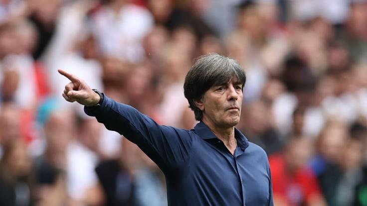 Jogi Löw hat sein letztes Spiel als Bundestrainer erlebt. (Foto)