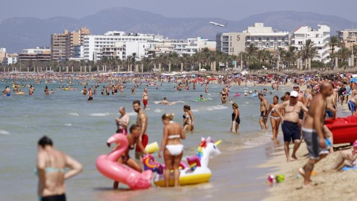 Auf Mallorca, können ab 15. Juni wieder deutsche Touristen ihren Urlaub verbringen. (Symbolfoto)