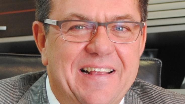 Uwe Dressel ist Versicherungsfachwirt und Pressesprecher des Bezirks Nordbayern des BVK aus Bayreuth (Foto)