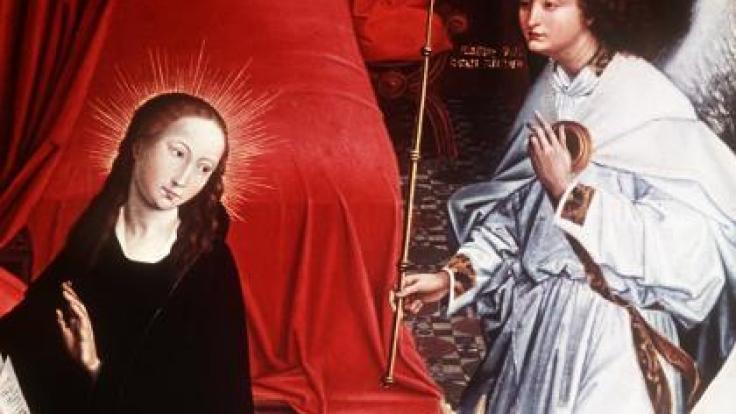 """Seit dem 9. Jahrhundert gibt es den kirchlichen Festtag Mariä Empfängnis, der im vollen Wortlaut der katholischen Kirche """"Hochfest der ohne Erbsünde empfangenen Jungfrau und Gottesmutter Maria"""" heißt und jedes Jahr am 8. Dezember gefeiert wird. (Foto)"""