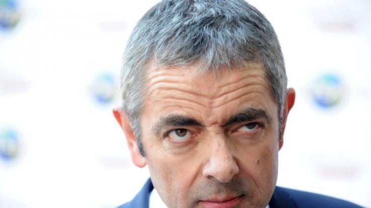Rowan Atkinson soll tot sein. Das behauptet zumindest eine Falschmeldung.