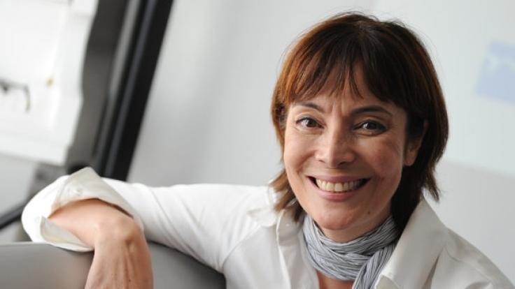 """Die Paartherapeutin Ann-Marlene Henning startet am 29.08.2017 mit einer neuen Staffel von """"Make Love"""". (Foto)"""