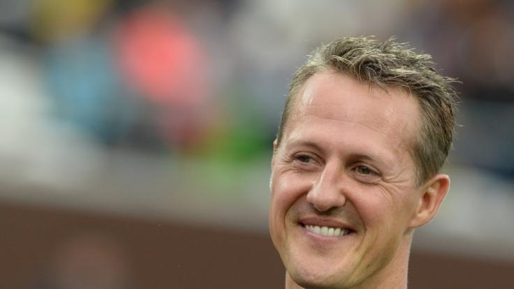 Der siebenmalige Formel-1-Weltmeister Michael Schumacher.