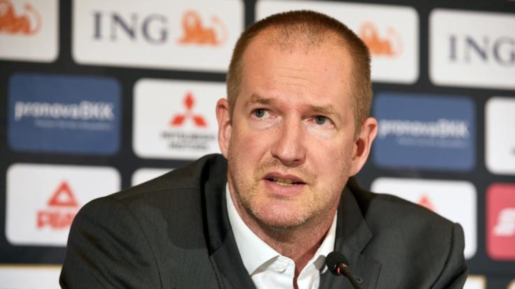 Henrik Rödl trainiert als Bundestrainer aktuell die deutsche Basketball-Nationalmannschaft. (Foto)