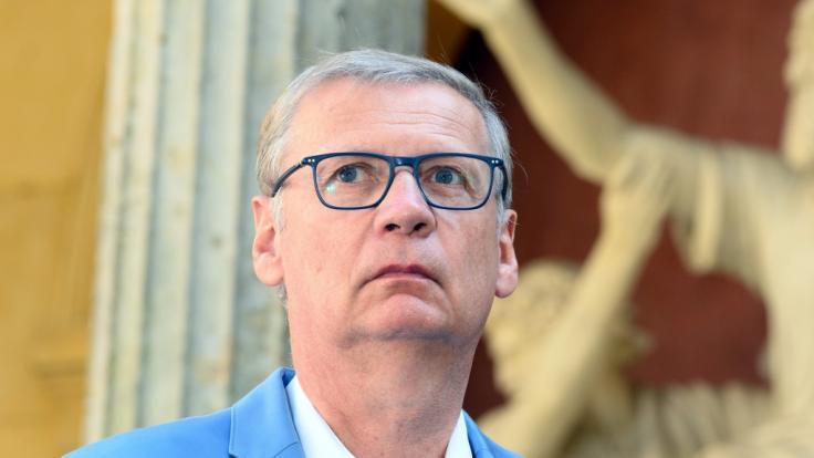 Günther Jauch wird mit Hassbriefen bedroht. (Foto)