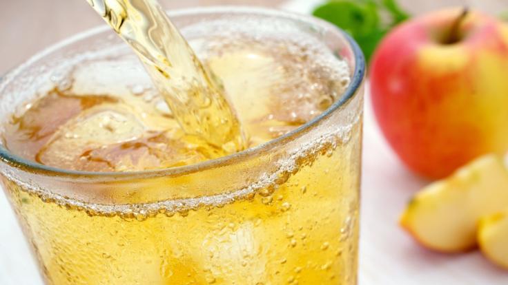 Kaufland ruft Apfelschorle zurück. (Foto)