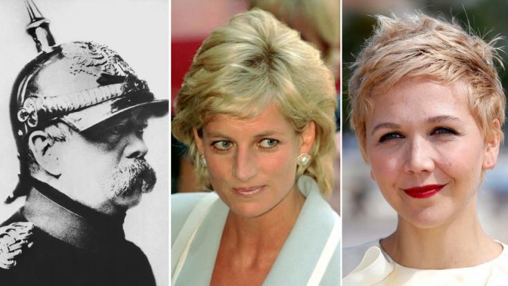 Bismarck, Lady Di und Maggie Gyllenhaal: Sie alle fielen den perfiden Mittelchen der Paparazzi zum Opfer.