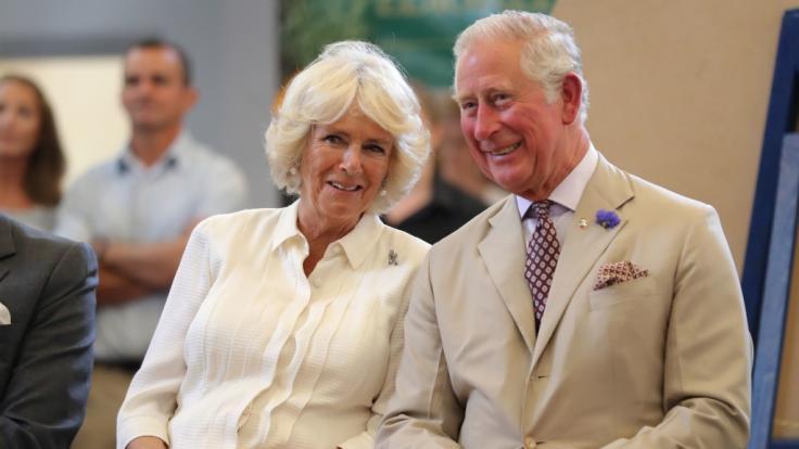 Prinz Charles und Herzogin Camilla feiern am 9. April ihren 15. Hochzeitstag. (Foto)