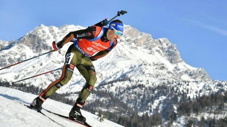 biathlon wm ergebnisse heute