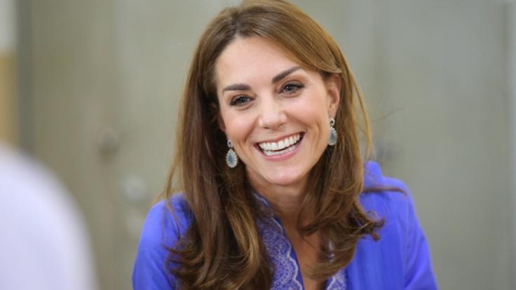 Wenn es um die korrekte Anrede geht, hat Herzogin Kate ihre ganz persönlichen Vorlieben. (Foto)