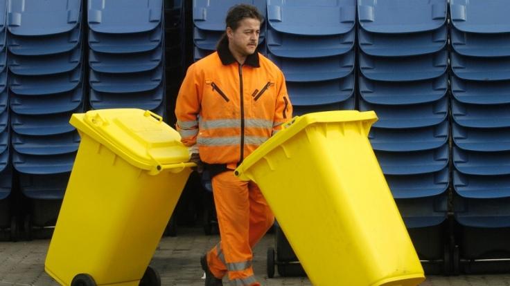 Die Mülltrennung wird für deutsche Haushalte einfacher.