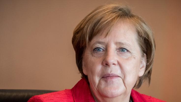 Viele Deutsche wünschen sich eine vierte Amtszeit von Angela Merkel. (Foto)