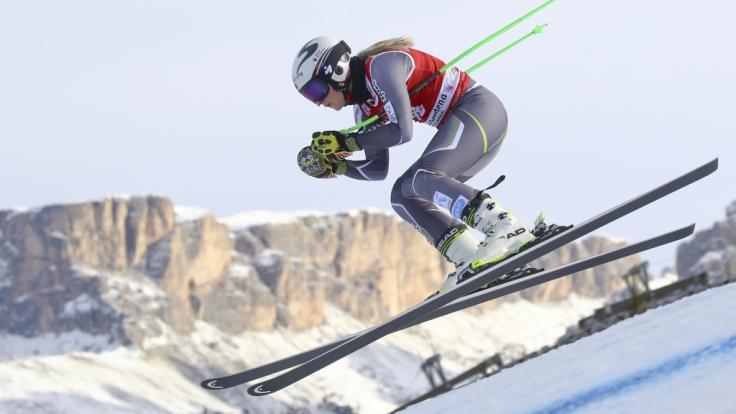 Die Ski-Damen messen sich vom 28. bis 29.12.2018 in Semmering.
