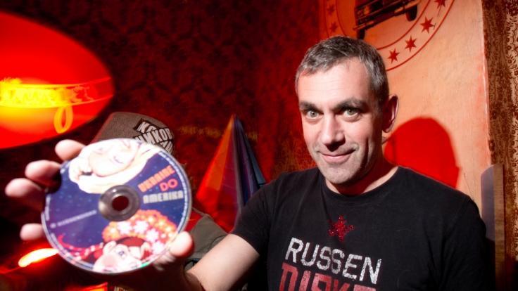 Wladimir Kaminer ist nicht nur Autor, sondern macht auch Musik. (Foto)