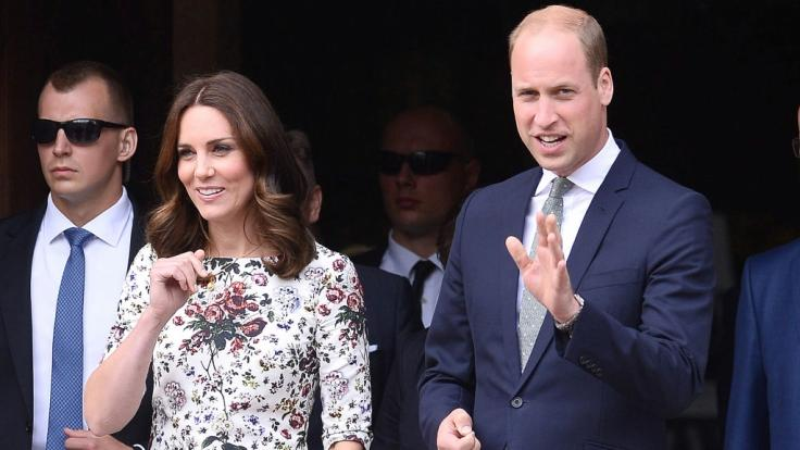 Prinz William und Herzogin Kate überraschten ihre Fans nun mit einem neuen YouTube-Kanal.