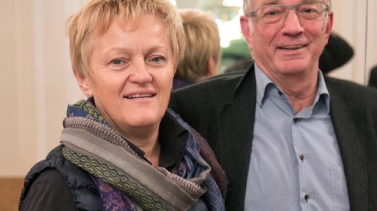 Renate Künast ist mit dem Strafverteidiger Rüdiger Portius verheiratet. (Foto)