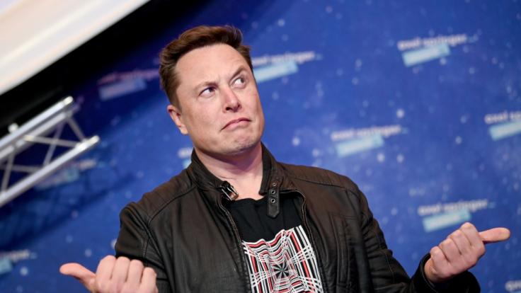 Elon Musk leidet am Asperger-Syndrom. (Foto)