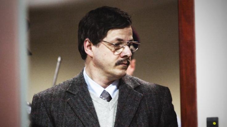 Marc Dutroux im Jahr 2004 vor Gericht. (Foto)